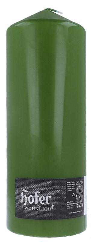 Stumpen 100 x 270 mm, olivgrün