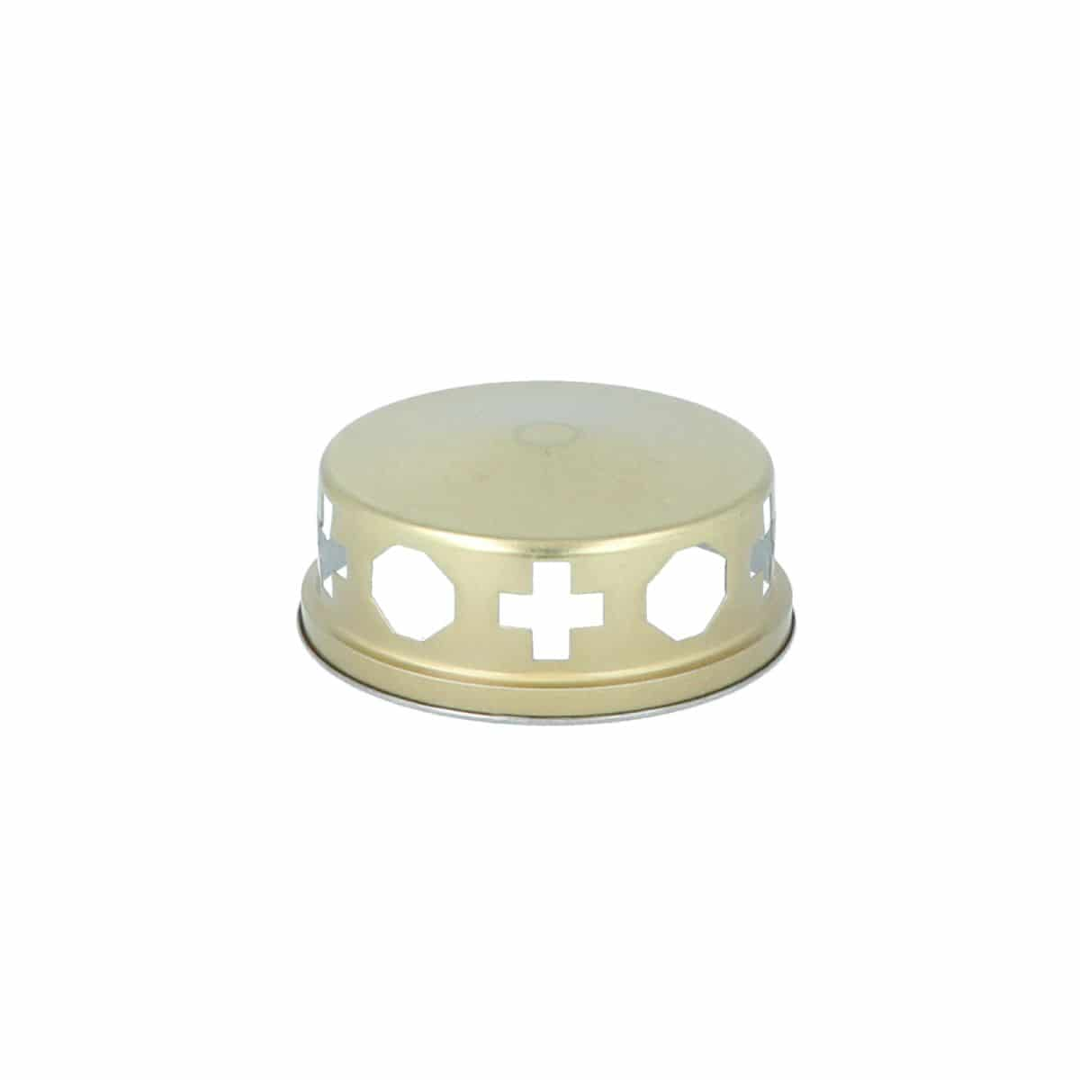 Ersatzdeckel für Hofer Glas-Öl-Licht WALDLICHTUNG