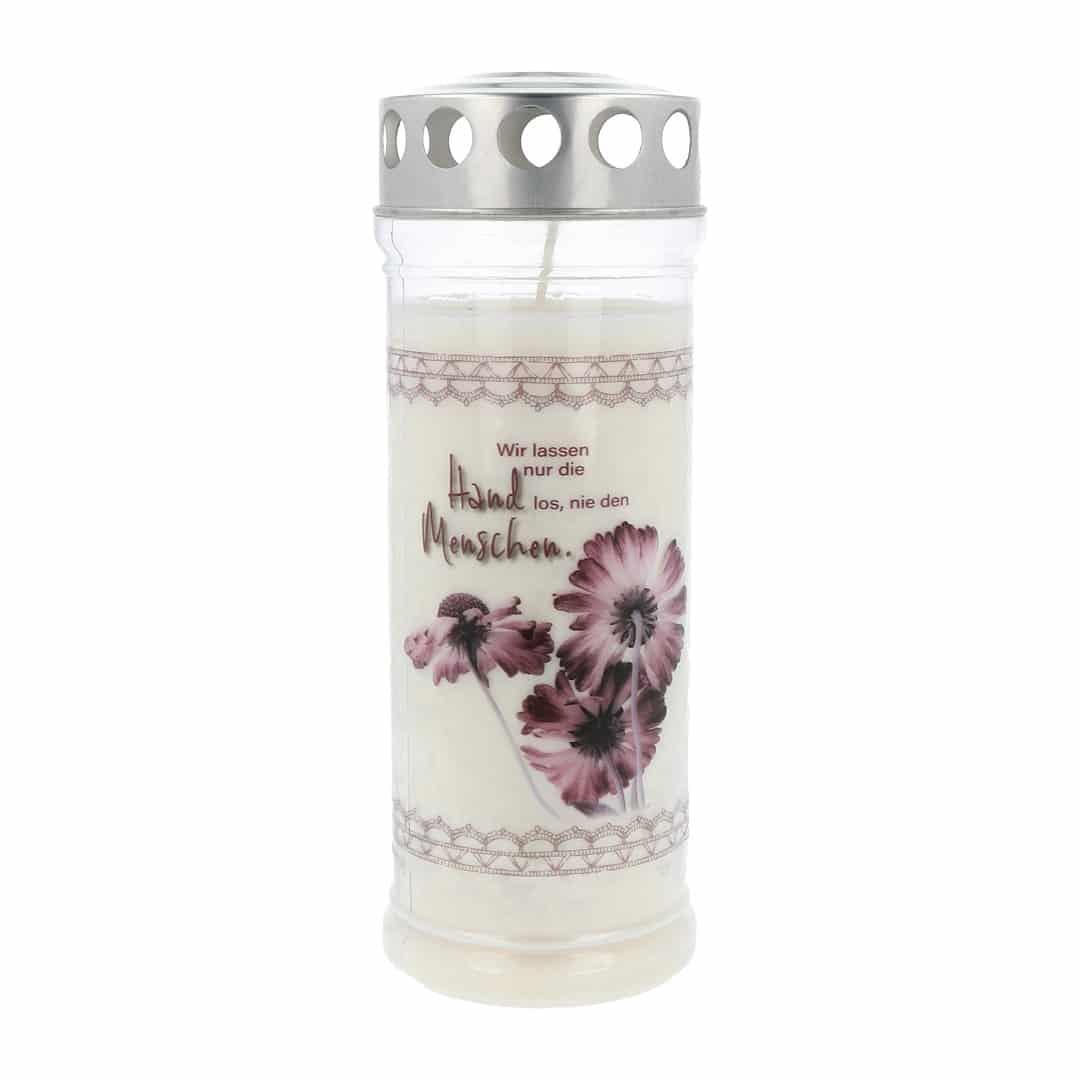 Hofer Premium 7 Tage Motivlicht Bouquet, LILA