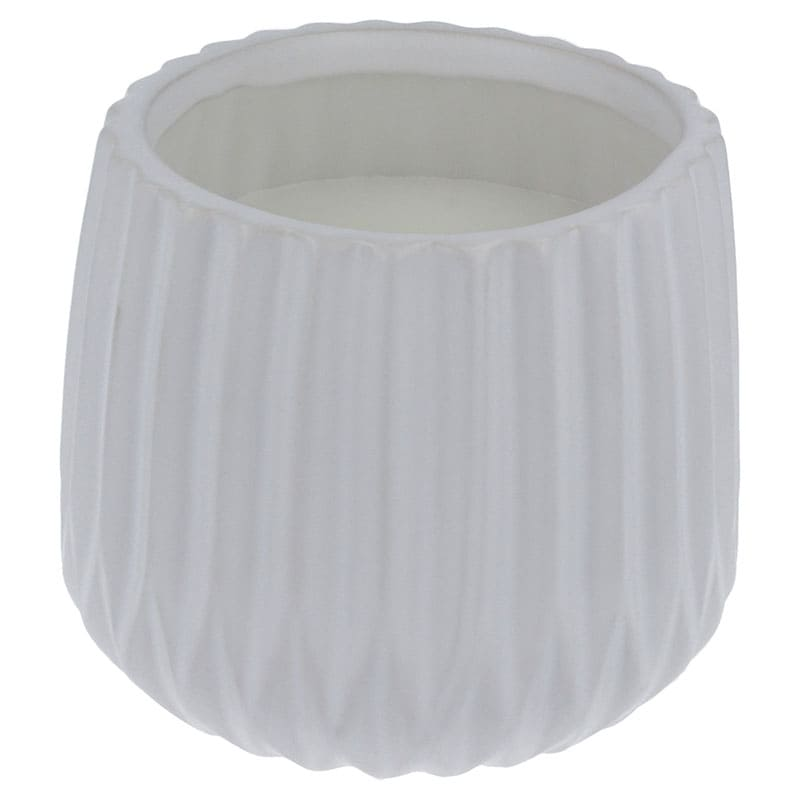 Keramikpot, elfenbein