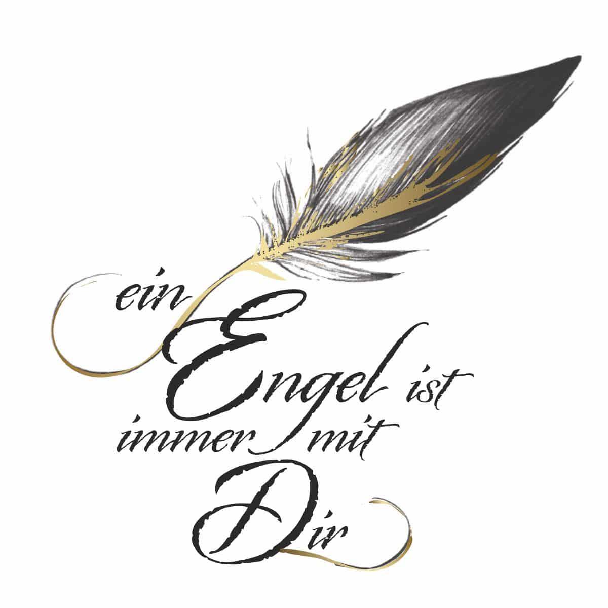 Hofer Premium 7 Tage Motivlicht Black, ANGEL