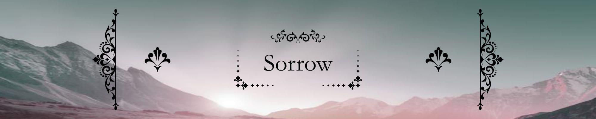 Header Sorrow
