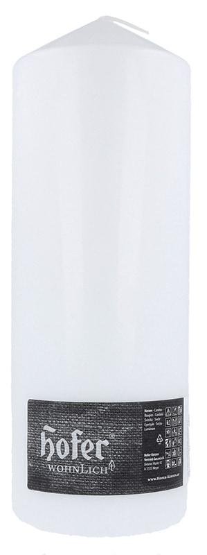 Stumpen 100 x 270 mm, weiß