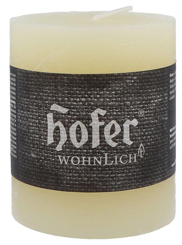 Rustikstumpen 70 x 80 mm, champagner