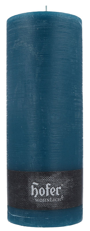 Rustikstumpen 100 x 250 mm, aqua